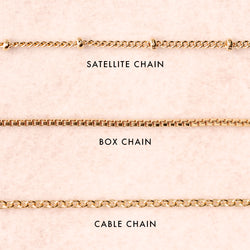 bryan anthonys charm collection necklace chain bases differences box satellite and cable