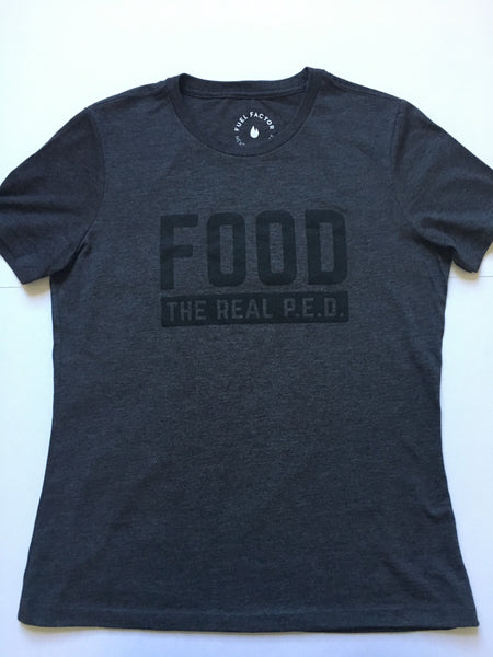 Food. The Real P.E.D. - Women