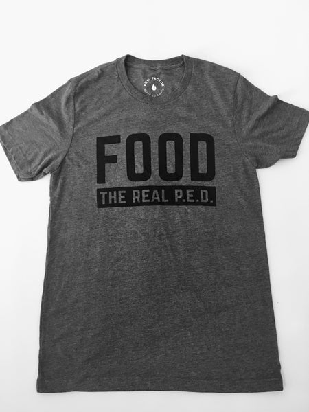 Food.  The Real P.E.D. - Men