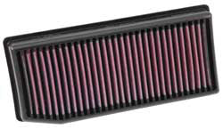 RENAULT Clio IV RS K&N 33-3007 Air Filter