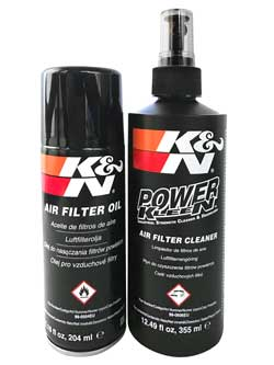 K&N 99-5000EU Filter Care Service Kit Aerosol - International