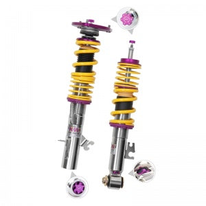 Audi RS4 B7 (8E) suspension KW Clubsport 2-way kit