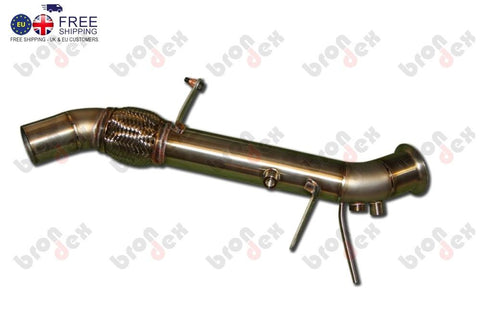 BMW 425d downpipe 2013-2015  (Ready For Installation)