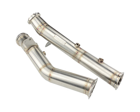 mercedes glc43 downpipe