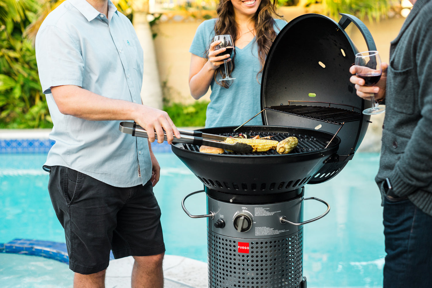 5 Crucial Grill Safety Tips