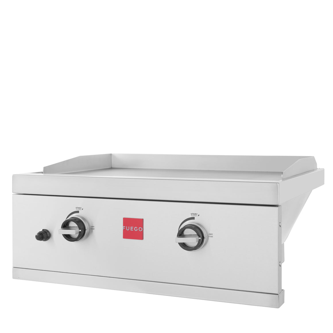 Fuego F27S-Griddle 304SS Built-In (2021)