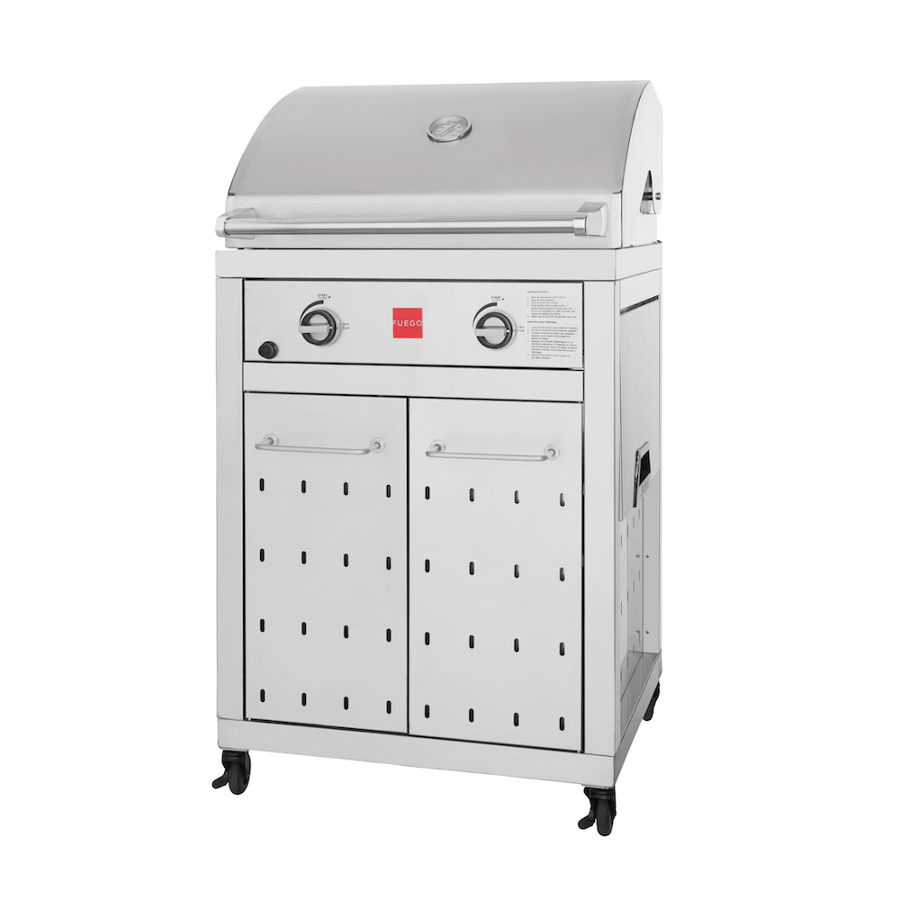 Fuego F27S 304SS Gas Grill (2020)