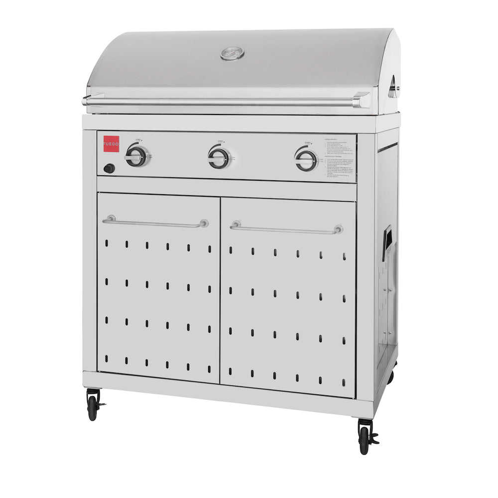 Fuego F36S 304SS Gas Grill (2020)