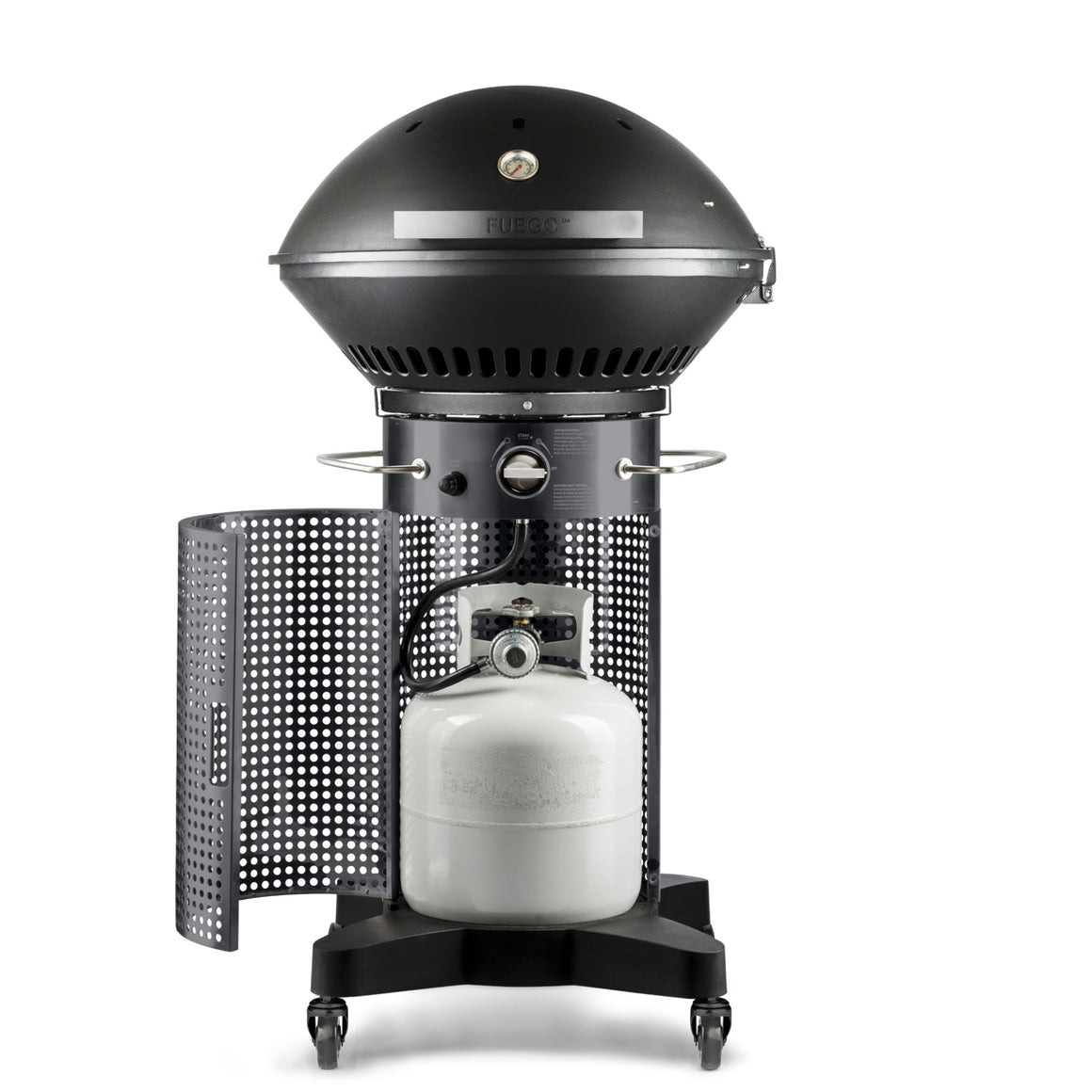 fuego professional f24c | fuego element portable gas grill | portable outdoor gas grill | fuego element gas grill | gas grill | portable grills