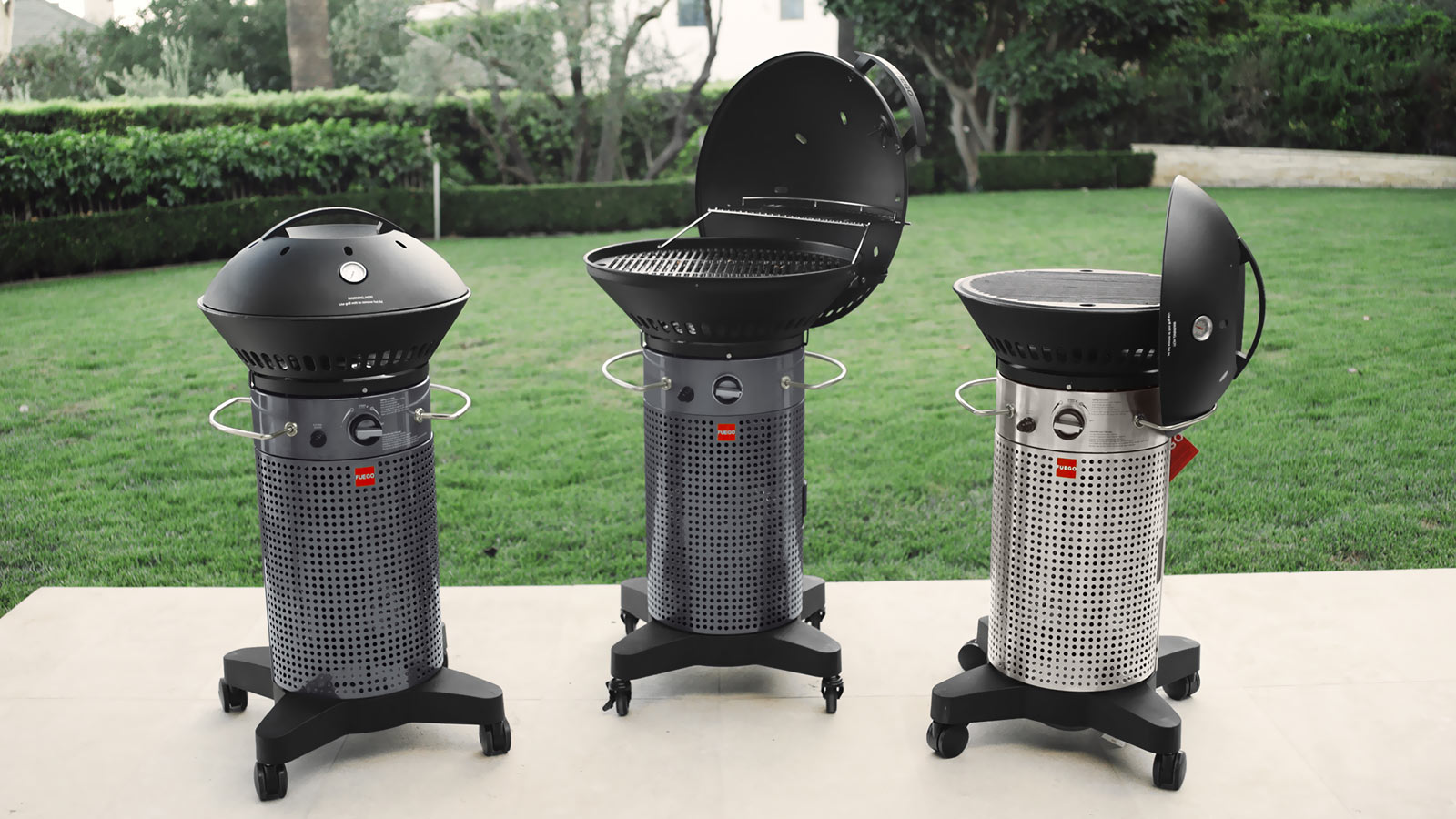 The Fuego Element F21C $299.00 Learn More