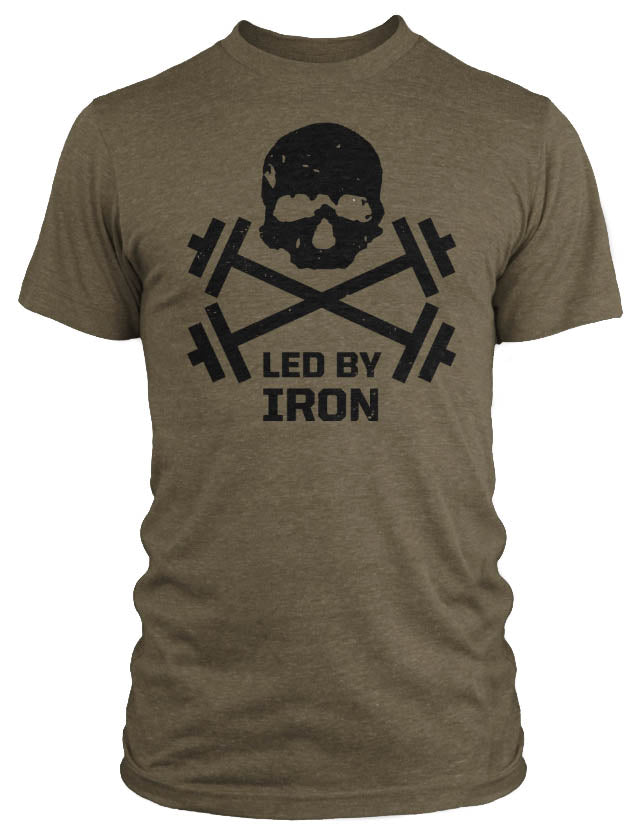 Short Sleeve OD Green Logo T-Shirt