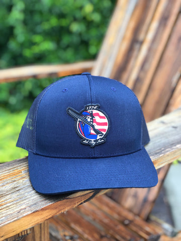 1776 Minutemen trucker hat