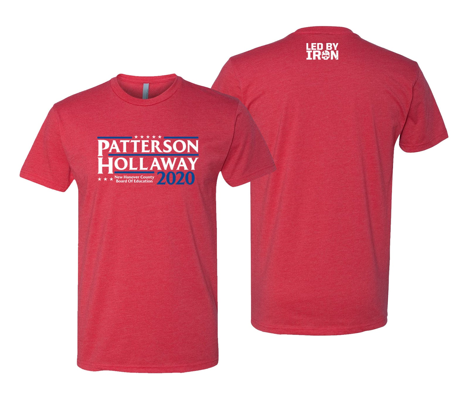 Patterson/Hollaway 2020