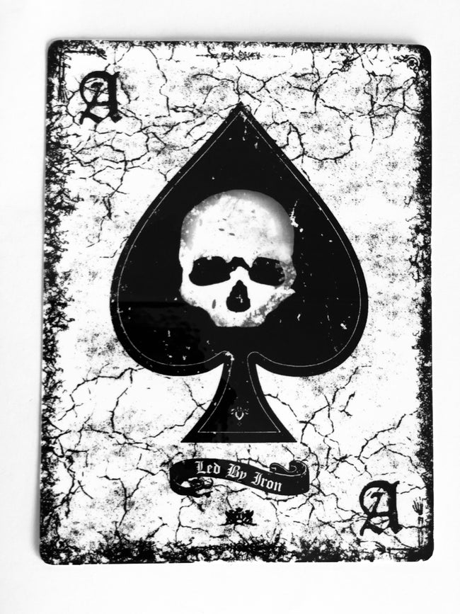 Death Card Sticker