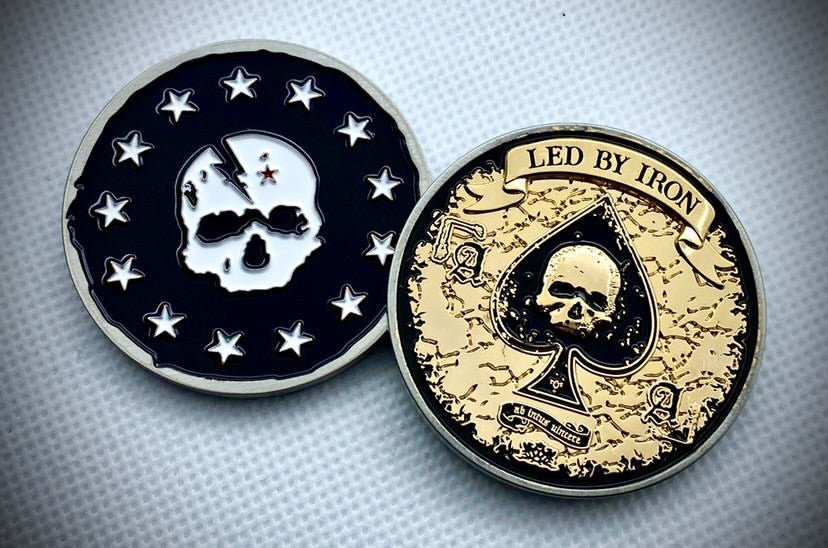 LBI CHALLENGE COIN