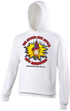 Spider-Ede Appeal Hoodie in White