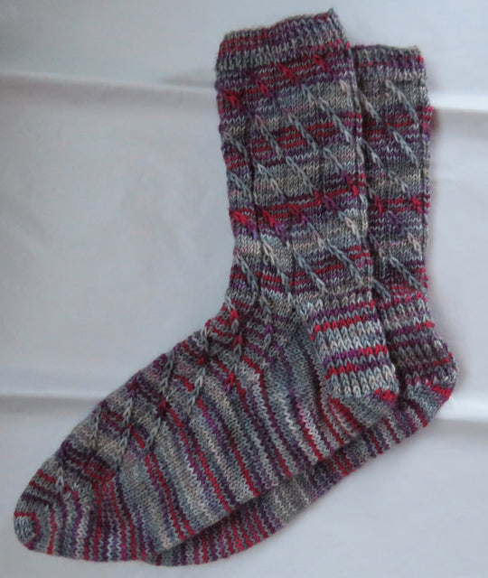 Fleece Artist National Parks Collection - Festival Socks