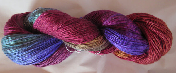Hand Maiden Swiss Mountain Silk - Nightshade