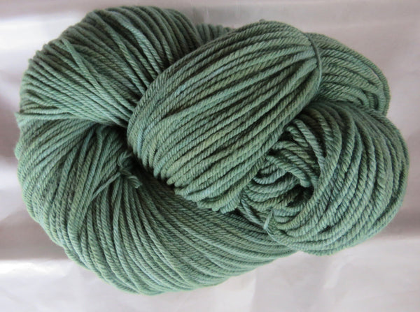 Targhee Wool - BULKY Weight - Sage (Forest Green)