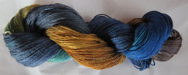 Hand Maiden Swiss Mountain Silk - Wintersleep