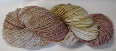 Fine Merino - Fine Sport Weight Yarn -  Sandy Beach 21