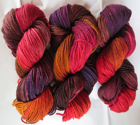 Special - SW Merino 4 Ply - Tempest 81