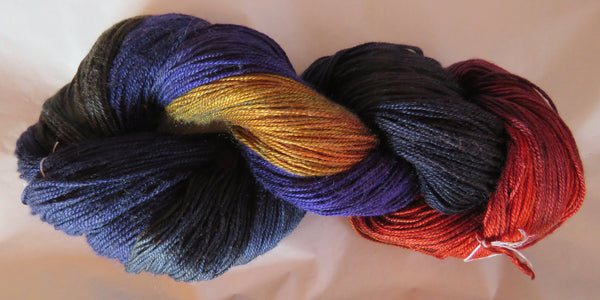Hand Maiden Swiss Mountain Silk - Tidepool