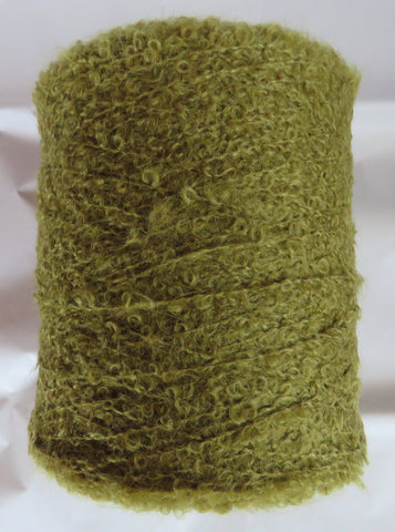 SPECIAL - MOHAIR BOUCLE - Sage
