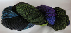 Fine Merino - Fine Sport Weight Yarn -  Purple Forest 21