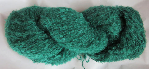 Mohair Loop - Medium Boucle - Green