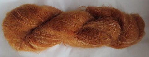 Brushed Kid Mohair - Orange 2006