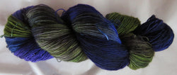 Fine  Merino - Lace Weight Yarn -  Purple Forest