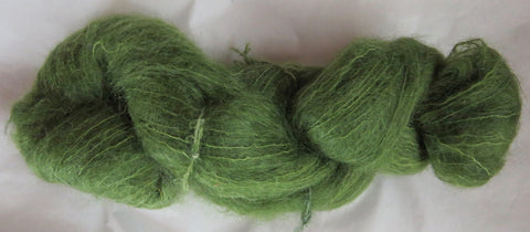 Brushed Kid Mohair - Sage S-G