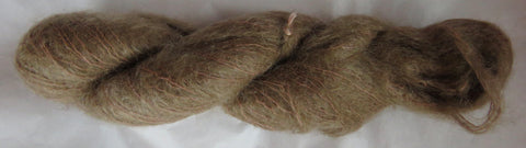 Brushed Kid Mohair - Fawn 18-20