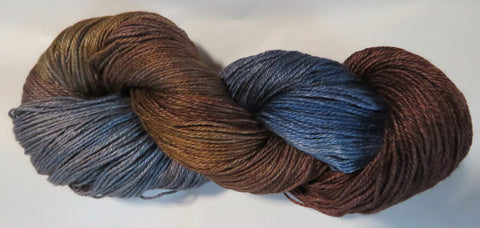 Hand Maiden Camelspin - Swiss Mountain Silk - Stone (70)