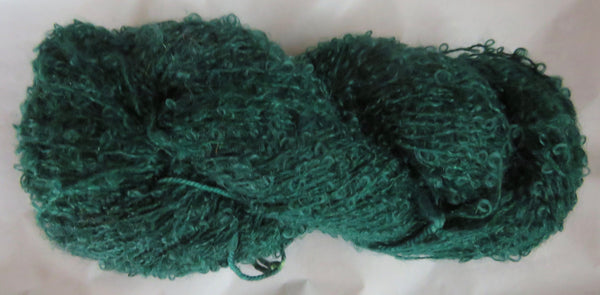 Mohair Loop - Medium Boucle - Greens Lot 11