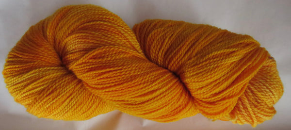 Fine  Merino - Fine Sport Weight Yarn -  Sunny Yellow