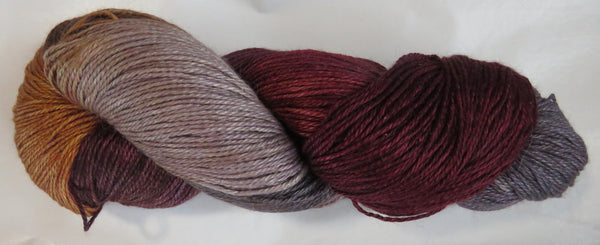 Hand Maiden Camelspin - Swiss Mountain Silk - Red Fox 20