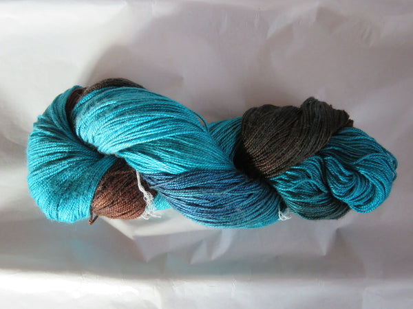 Hand Maiden Swiss Mountain Silk - Glacier #2