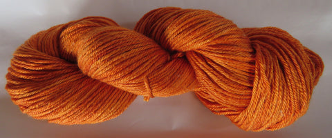 Silk/Merino/Sea Cell - Amber