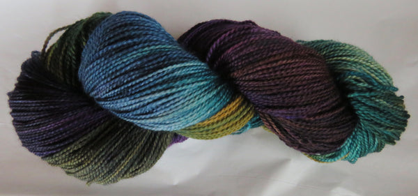 Fine Merino - Fine Sport Weight Yarn -  Earthday 21