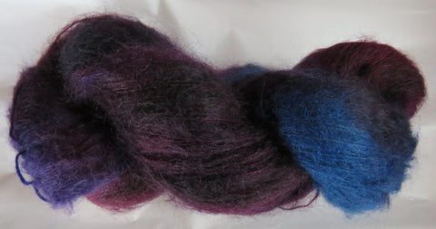 Brushed Kid Mohair - Berries 2024