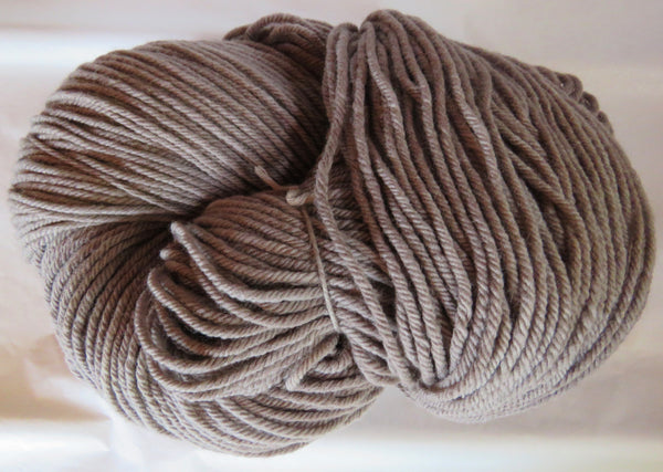 Targhee Wool - BULKY Weight - Brown 2037