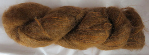 Brushed Kid Mohair - Chocolate Q