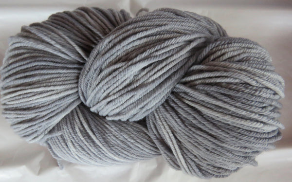Targhee Wool - BULKY Weight - Silver 2025