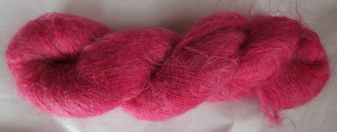 Brushed Kid Mohair - Pink 17-4