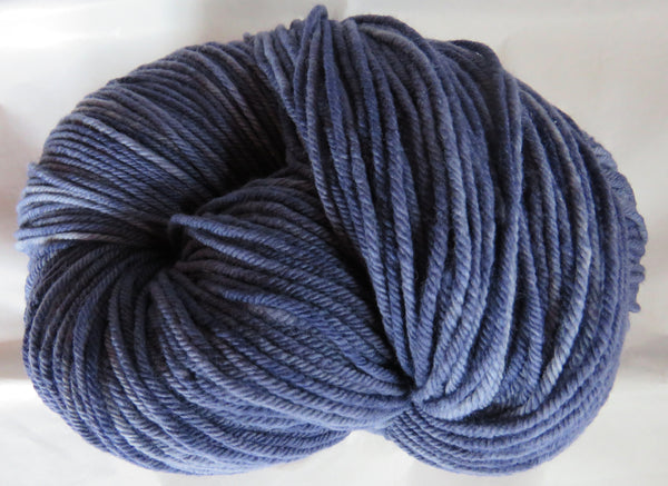 Targhee Wool - BULKY Weight - Denim (Blue) 2029