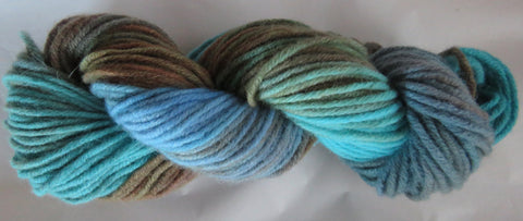 Special - Wool & Cashmere - Worsted Weight - Glacier