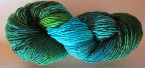Merino DK Single Ply - Blue Winged Teal A