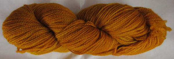 Fine  Merino - Fine Sport Weight Yarn -  Sunflower